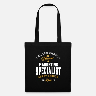 Marketing Manager Regalo per specialista di marketing - Borsa di stoffa