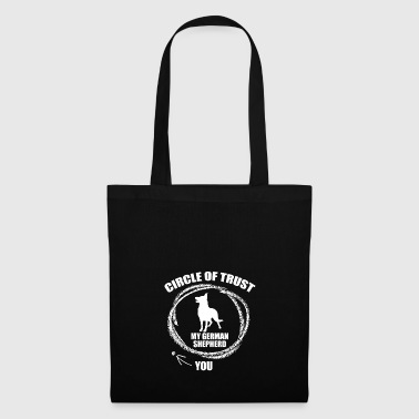 German Shepherd German Shepherd / German Shepherd / Circle of Turst - Tote Bag