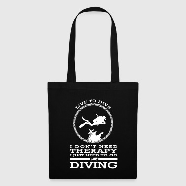 SCUBA DIVING Diving Diving Dive - Tote Bag