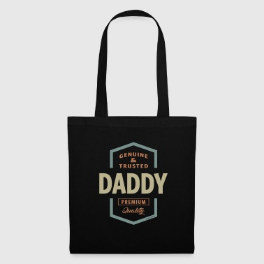 Genuine and Trusted Daddy - Tote Bag