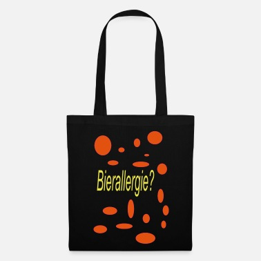 Allergy beer allergy - Tote Bag