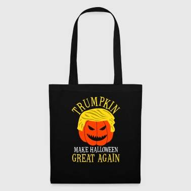 Trumpkin - Gør Halloween Great Again! - Mulepose
