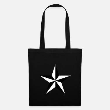 Bolsas Náutica Estrella De Pedir Línea TelaSpreadshirt En WH9IED2