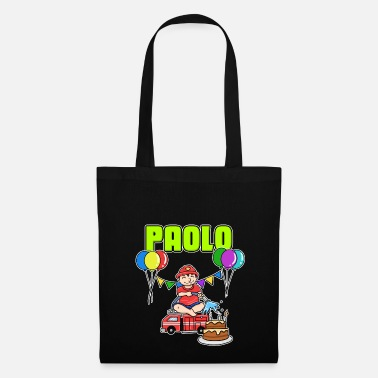 Paolo Fire Department Paolo gift - Tote Bag