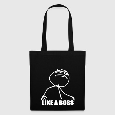Like A Boss like a boss - boss shirt - Tote Bag