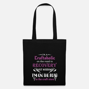 Crafting Craft - crafts - gift - craft shop - Tote Bag