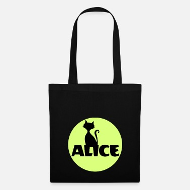 Name Day Alice First name Name Personal gift Name day - Tote Bag