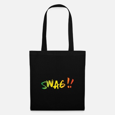 Swagalicious rainbow swag creol - Tote Bag