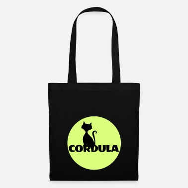 First Name Cordula Name First name - Tote Bag