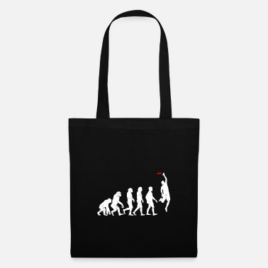 Frisbee Evolution Frisbee evolution sport style catch game leisure - Tote Bag