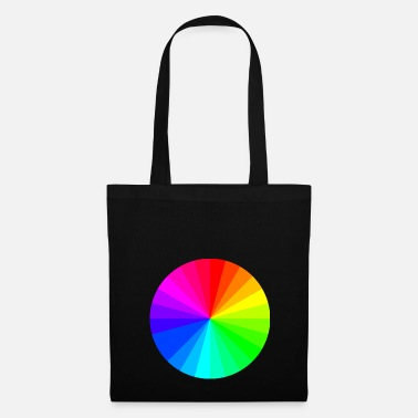Wheel color Wheel - Tote Bag