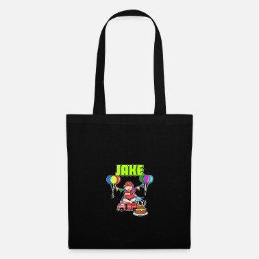 Jake Fire Department Jake Gift - Tote Bag