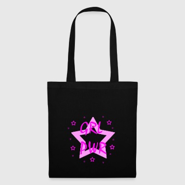 Girl Power - Power Woman - Girl - Tote Bag