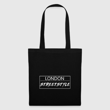 London street style - Tote Bag