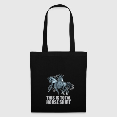 Horses gift idea equitation - Tote Bag