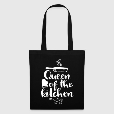 queen of the kitchen - Torba materiałowa