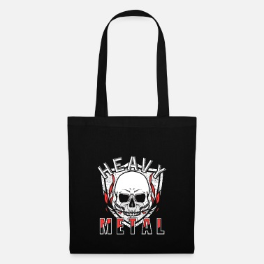 Heavy Metal heavy metal - Bolsa de tela