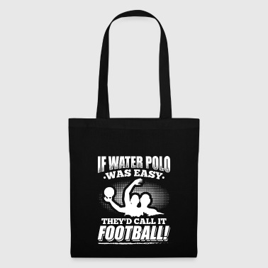 waterpolo facile - Tote Bag