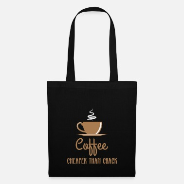 Coffee Coffee - Addiction - Coffee Cup - Coffee Pot - Coffee - Tote Bag
