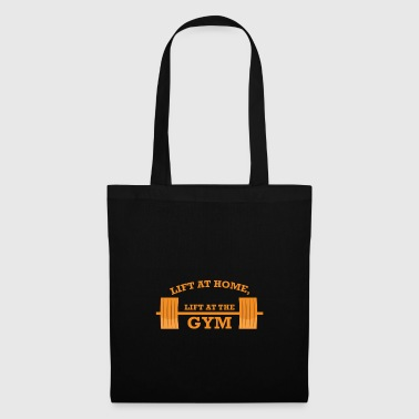 LIFT À LA MAISON AU DON LIFT GYM - Tote Bag