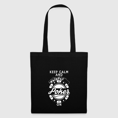 Holdem Poker gift ace bluff poker pokerface holdem - Tote Bag