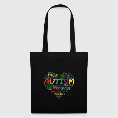 Inlichting Over Autisme Autism Autism Awareness Day - Tas van stof
