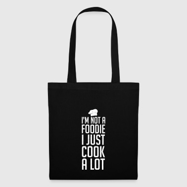 Cook - cook - cook - gift - food - Tote Bag