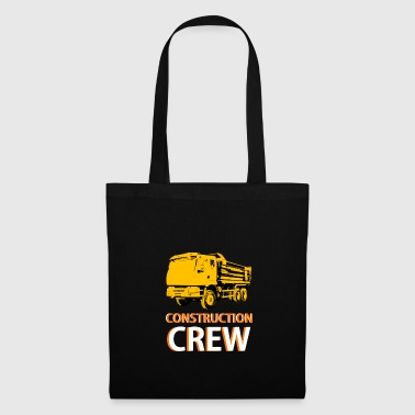 Construction Worker construction worker - Tote Bag