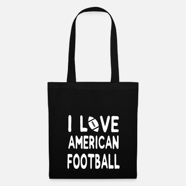 I love American Football - Limited Edition. - Tote Bag