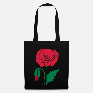 Poppy poppy - Tote Bag