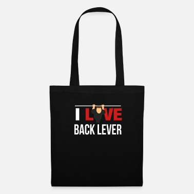 Lever I Love Back Lever - Tote Bag