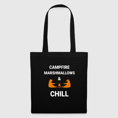 ENTREPÔTS MARSHMALLOWS CHILL GIFT NATURE BEARS - Tote Bag