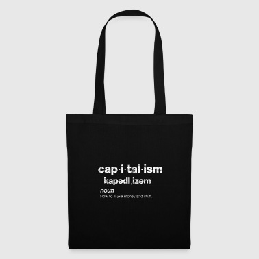 Capitalism Shares Empire Wealthy Gift - Tote Bag