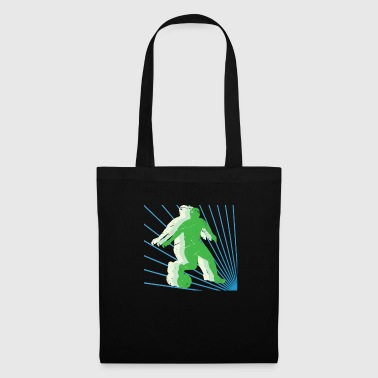 Cadeau de football de football Joueur de football Fan de football - Tote Bag
