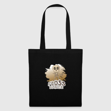 Floss Dance Déplacer le squelette - Tote Bag