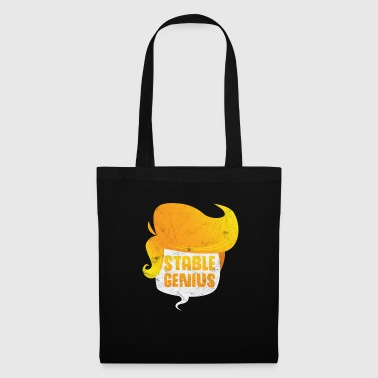 genio estable regalo POTUS Trump Genius Macho EE. UU. - Bolsa de tela