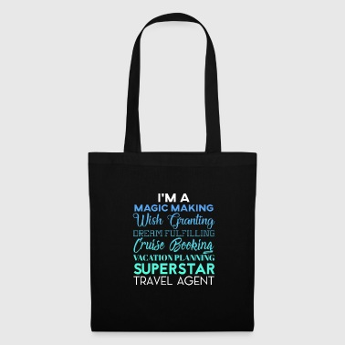 Travel Consultant - Travel Agency - Travel - Tote Bag
