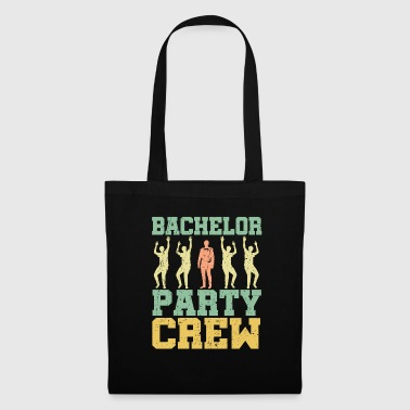 T-shirt BACHELOR PARTY CREW - Tote Bag