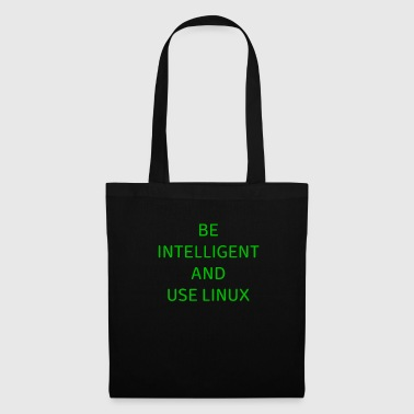 Intelligent Linux User - Tote Bag