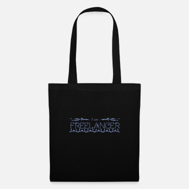 Freelance JE SUIS FREELANCER - Tote Bag