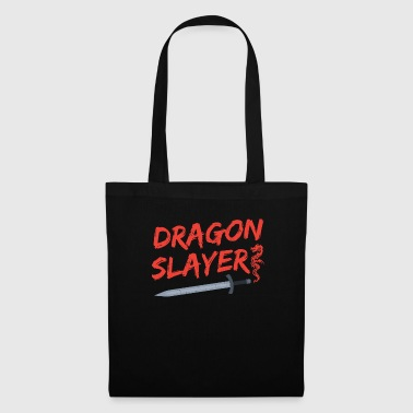 Dragon Fighter - Borsa di stoffa