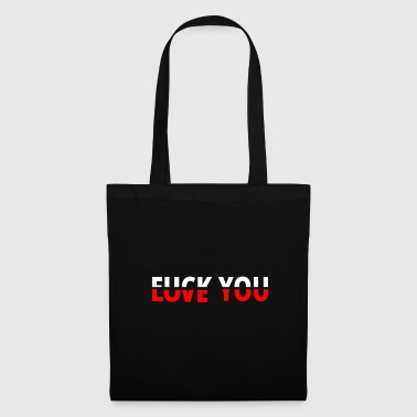 Fuck You Love You - Tote Bag