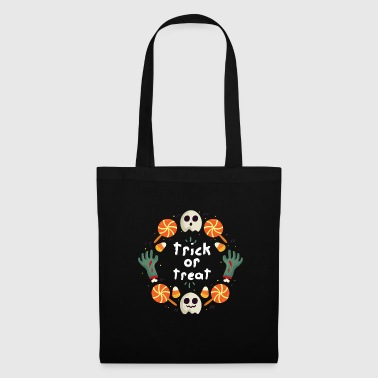 Trick ou Treat / Trick or Treat - Tote Bag