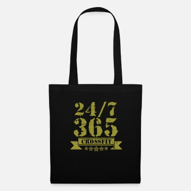 Cross Fit Cross-Fit 24/7 - Bolsa de tela