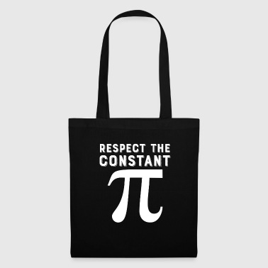 Respect The Constant T-Shirt Math Pi Symbol - Tote Bag