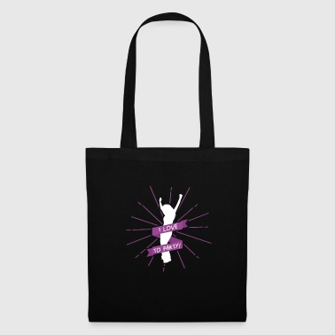 I love to party - Tote Bag