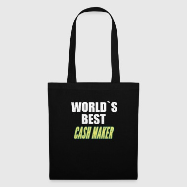 Worlds best cashmaker - Tote Bag
