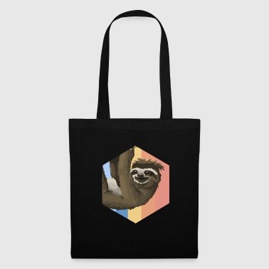Fatigue Sloth animal sleeping fatigue laziness - Tote Bag