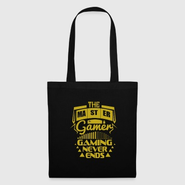 Gamer Master Play End Online Games - Tote Bag