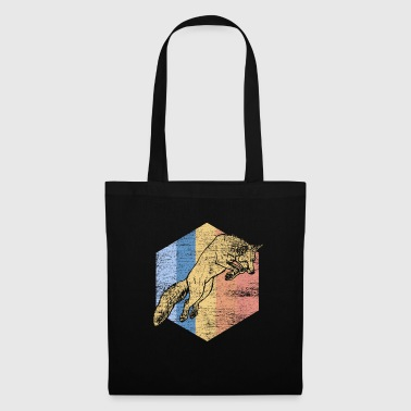 Fox Animal Forest Smart Clever Streber Gift - Tote Bag